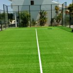 cesped artificial pistas de padel